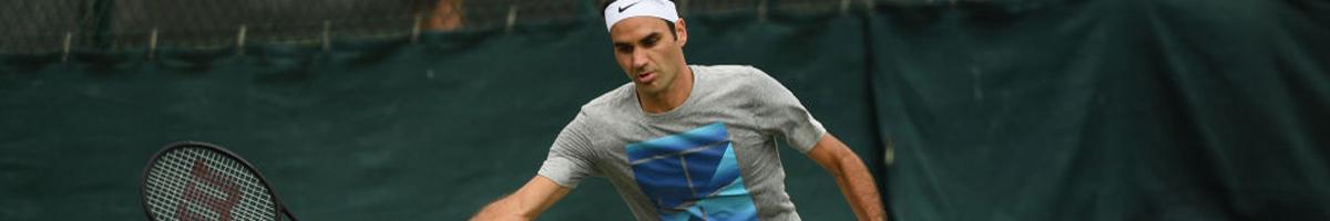 Federer vs Dolgopolov: Underdog to challenge in first set