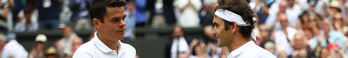 Federer vs Raonic: No repeat of last year's upset