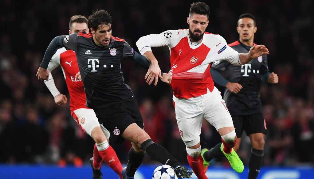 Bayern Munich vs Arsenal: Gunners playing for pride