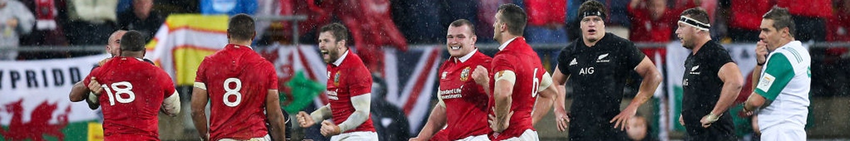 New Zealand vs Lions: Stick with tourists in third Test