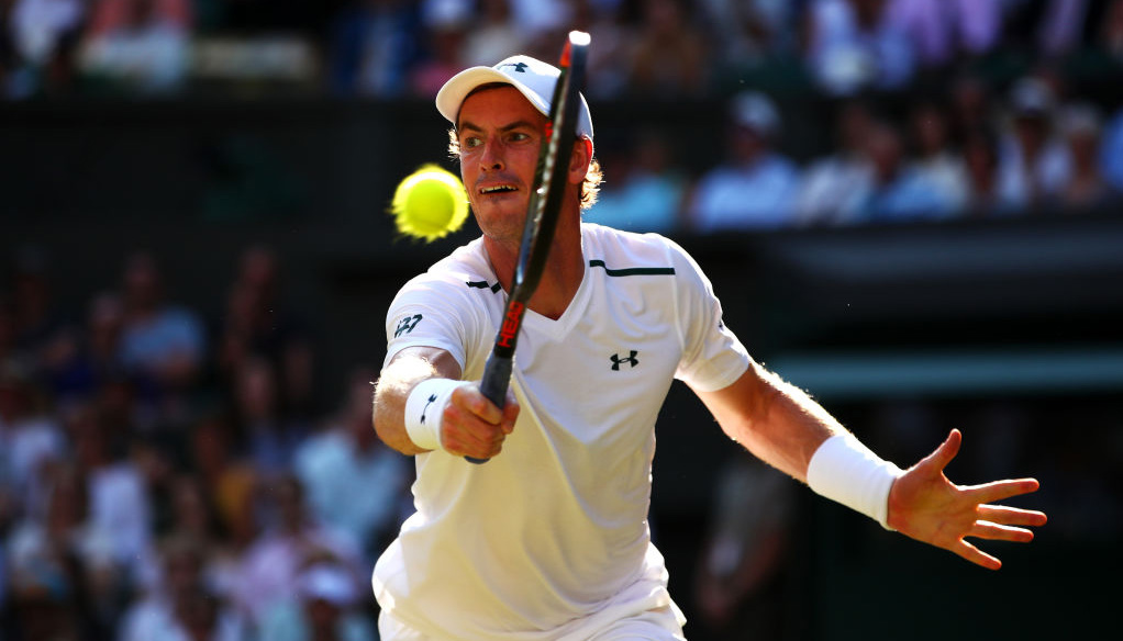 Murray vs Fognini: In-form Italian to test top seed
