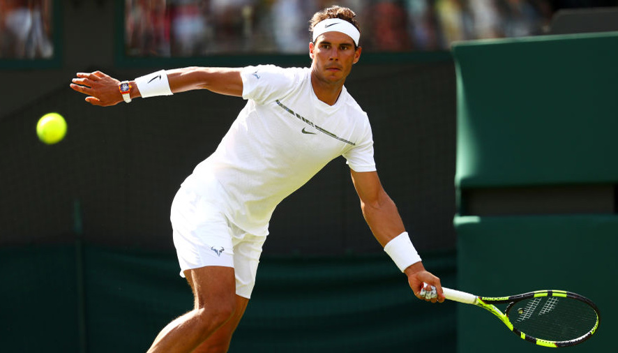 Nadal vs Muller: Underdog fancied to take set off Rafa