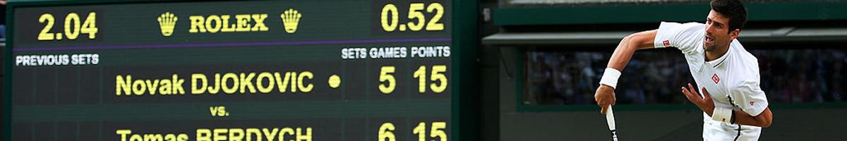 Djokovic vs Berdych: Three and into the semis for Serb