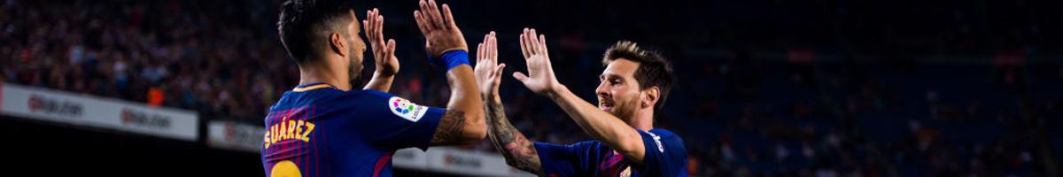 LaLiga top scorer odds: Messi now favoured over Ronaldo