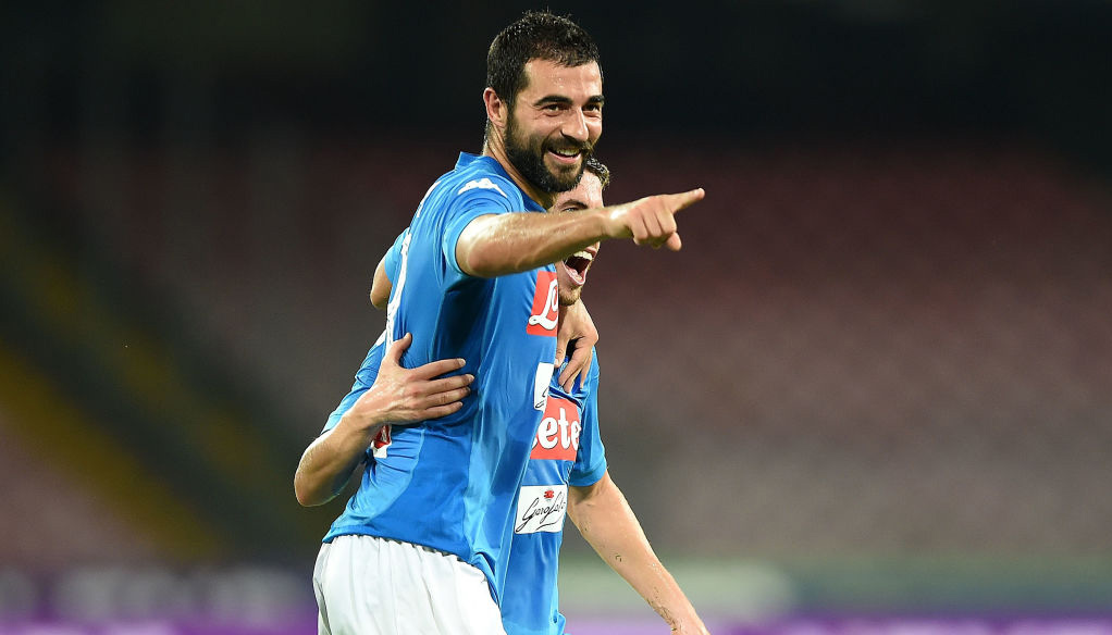Napoli vs Shakhtar Donetsk: Serie A leaders to avenge Ukraine loss