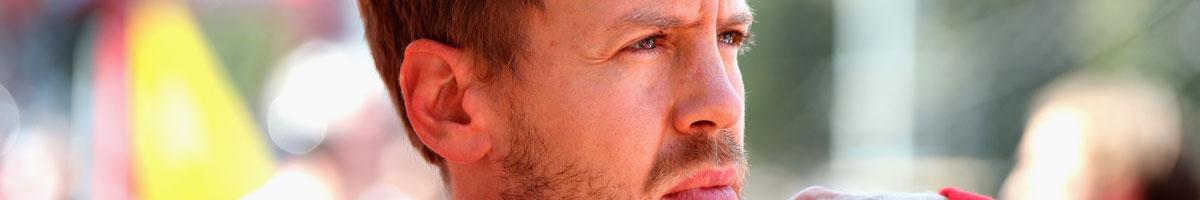 Ferrari ace Sebastian Vettel
