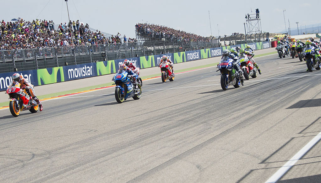 Aragon Grand Prix: Marquez to pull clear in title race
