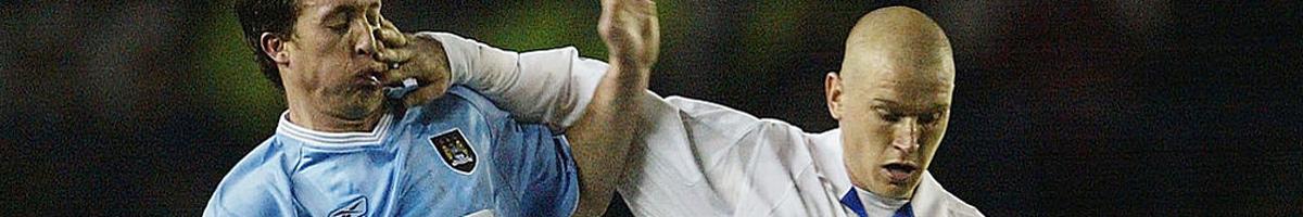 Seth Johnson talks Derby, Leeds and Crewe