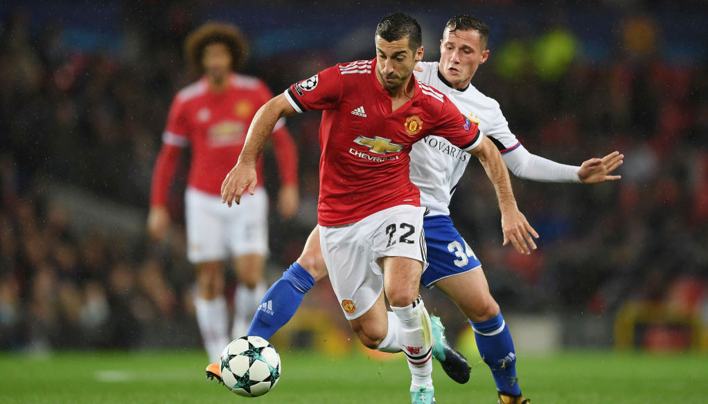 Basel vs Man Utd: Red Devils to wrap up top spot with stalemate