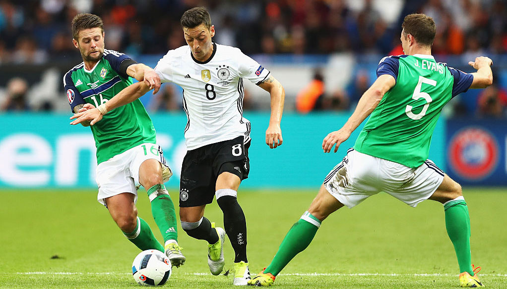 Northern Ireland vs Germany: Hosts well placed to compete