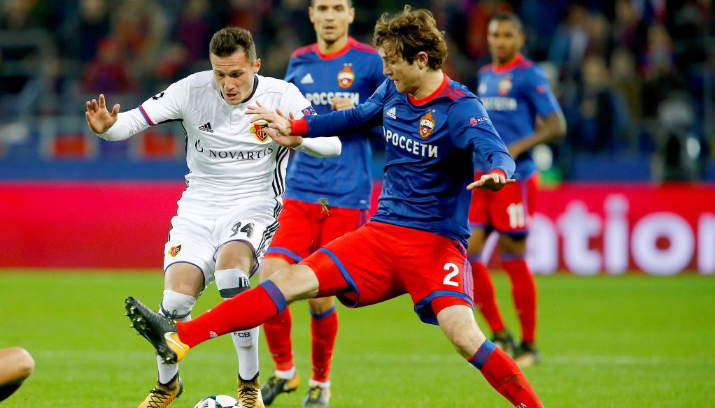 Basel vs CSKA Moscow: Another Swiss stroll is on the cards