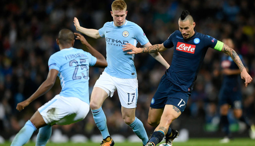 Napoli vs Man City: Citizens to shade another open encounter