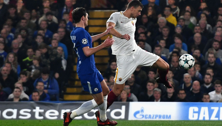 Roma vs Chelsea: Giallorossi value judged on Stamford Bridge showing