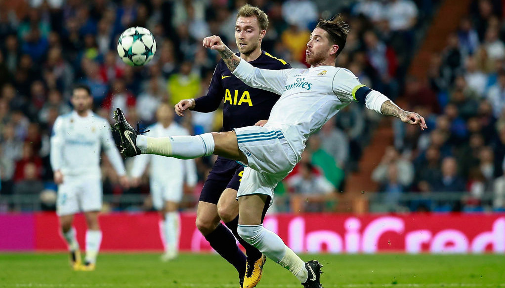 Tottenham vs Real Madrid: Points shared again in Wembley classic