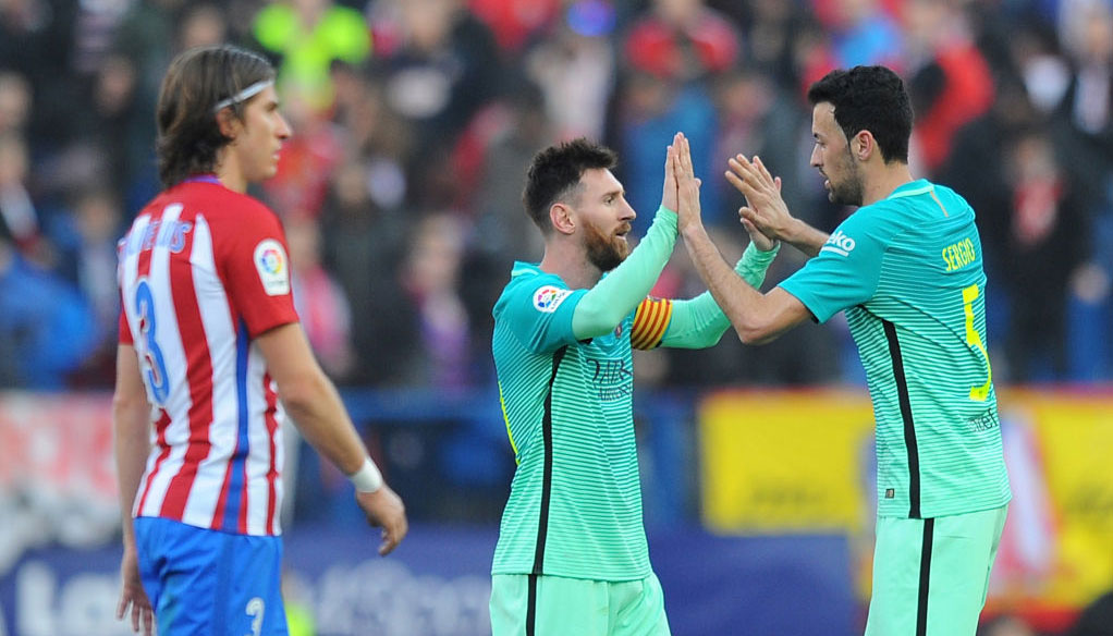 Barcelona vs Atletico Madrid: Top two to share spoils at Camp Nou