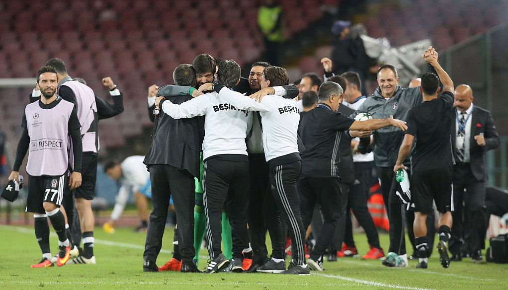 Besiktas vs Monaco: Black Eagles to swoop for fourth group win