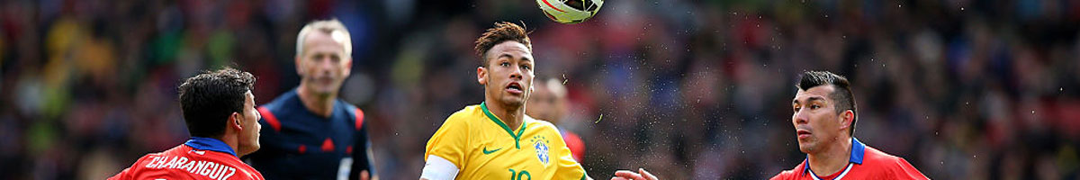 Brazil vs Chile: Selecao tipped to show La Roja no mercy