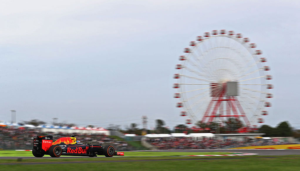 Japanese Grand Prix: Red Bull tipped to build on Sepang success