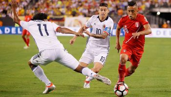 Peru vs Colombia: In-form white and reds can book trip to Russia