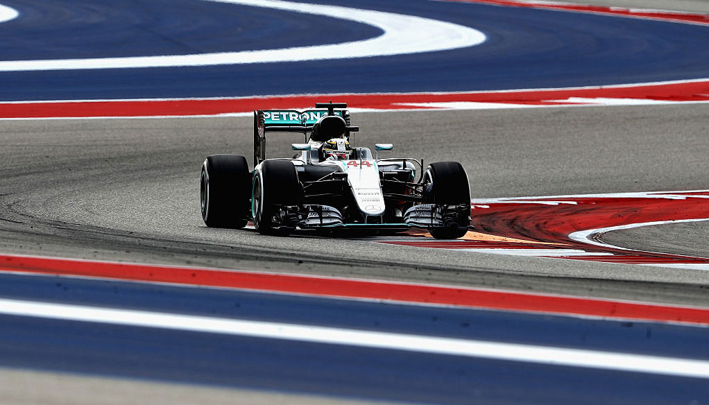 United States Grand Prix: Hamilton fancied for Texas four-timer