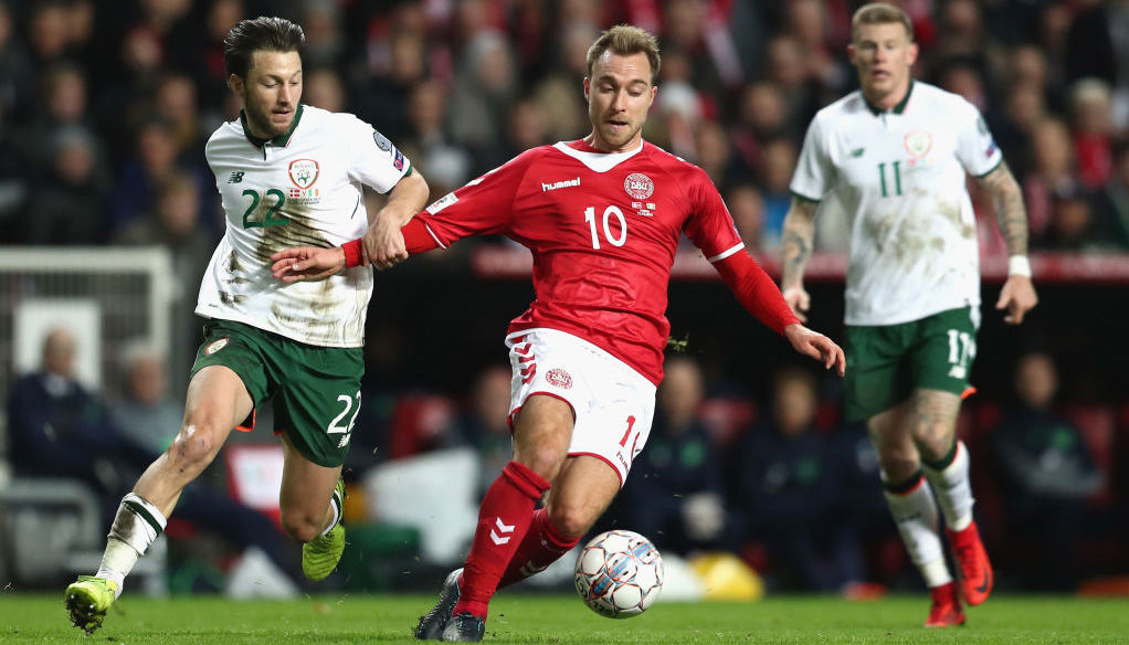 Denmark vs Republic of Ireland: Close encounter on cards