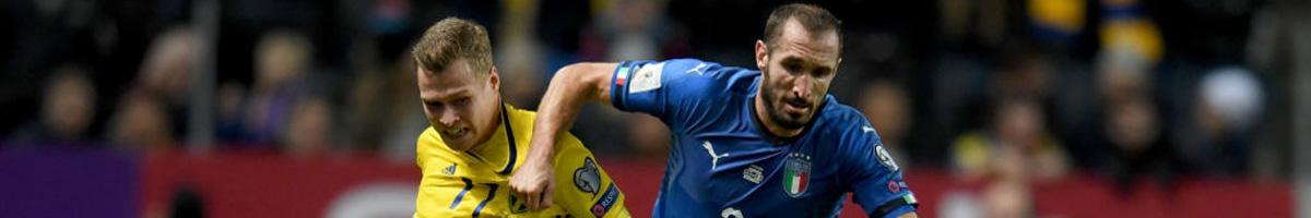 Italy defender Giorgio Chiellini