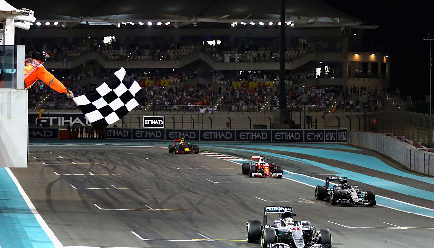 Abu Dhabi Grand Prix: Hamilton to sign off season in style