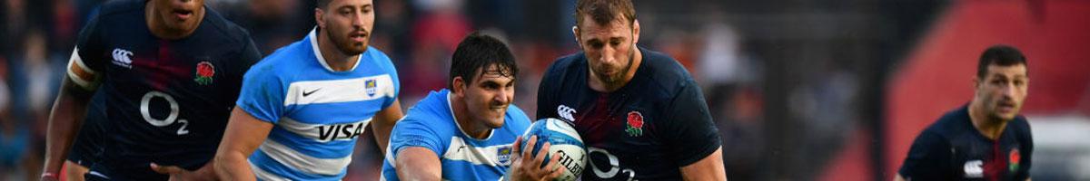 England vs Argentina: Pumas to provide solid test at Twickenham