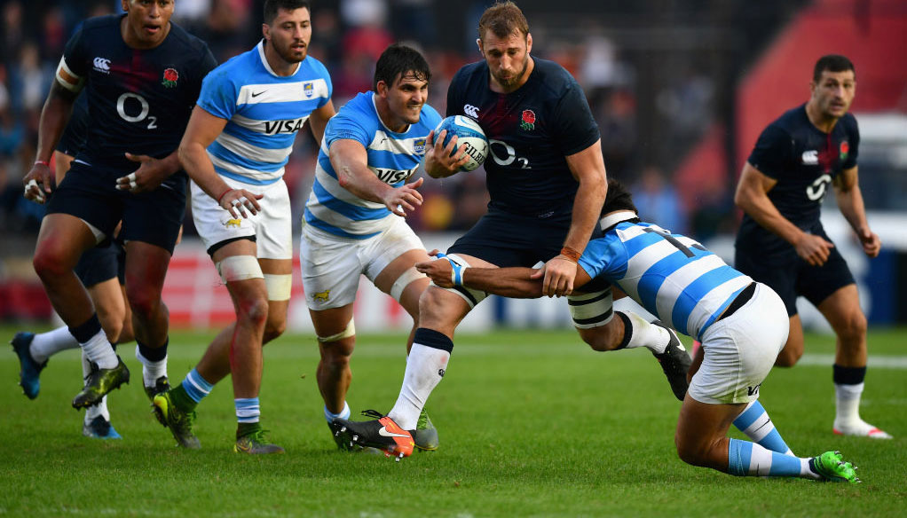 England vs Argentina: Pumas to provide solid test at Twickenham