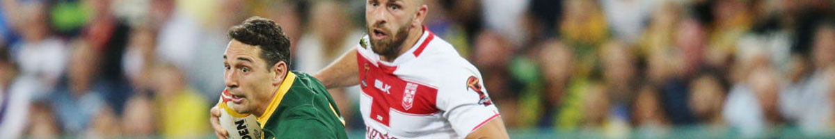 Rugby League World Cup: England tipped to tie Kangaroos down