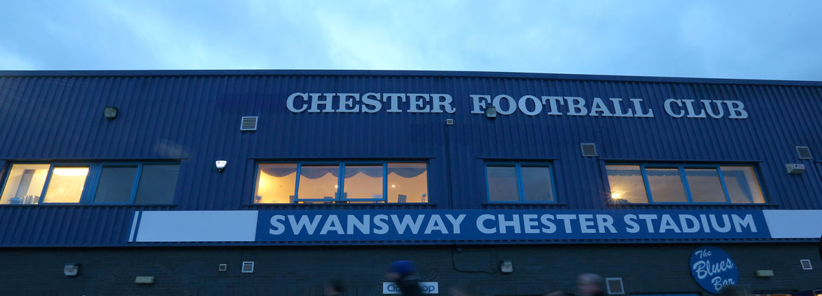 Chester vs Wrexham: Battling Blues can hold Dragons on home turf