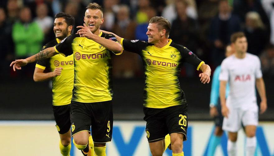 Borussia Dortmund vs Tottenham: Spurs may ease off now through