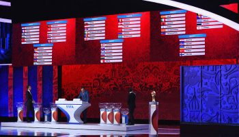 World Cup draw: Who do (and don't) England want to face?