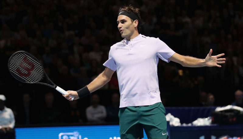 ATP Finals: Federer the one to beat