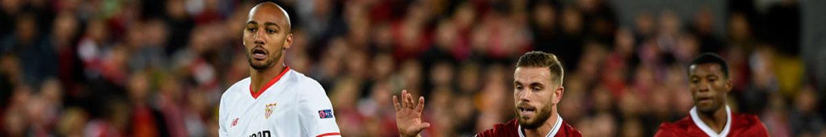 Sevilla vs Liverpool: Reds facing first European defeat this term