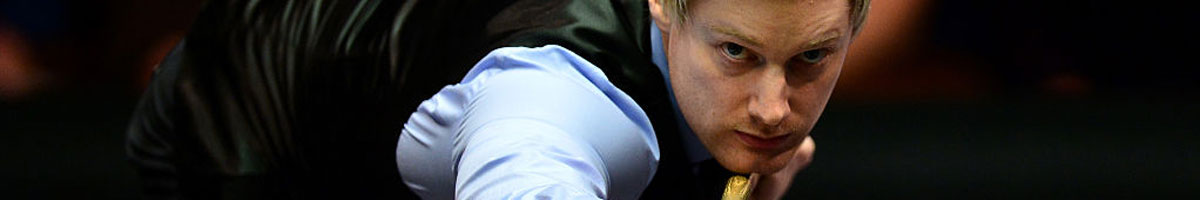 Neil Robertson features in our Snooker World Championship predictions