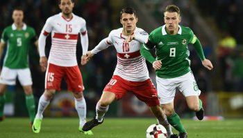 Switzerland vs Northern Ireland: Swiss look too strong in Basel