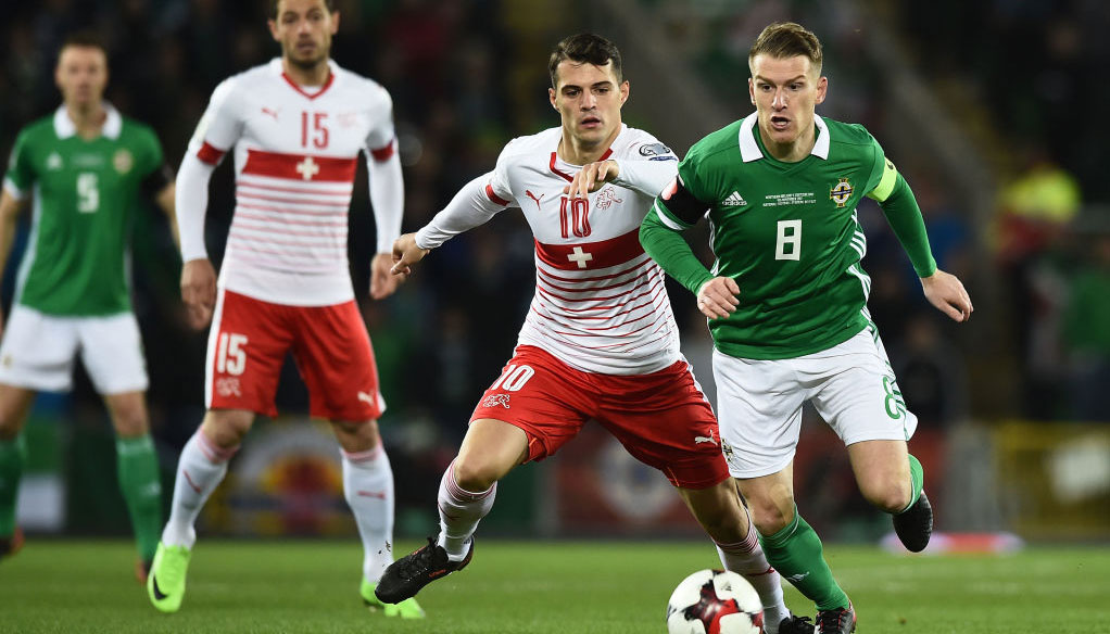 Switzerland vs Northern Ireland: Swiss look too strong in Basel