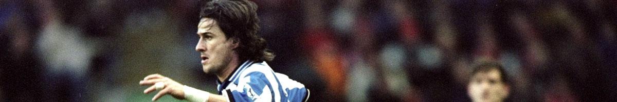 Benito Carbone talks Sheffield Wednesday, Aston Villa and Bradford
