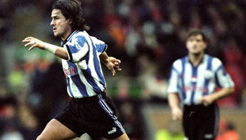 Benito Carbone talks Sheffield Wednesday, Aston Villa and Bradford