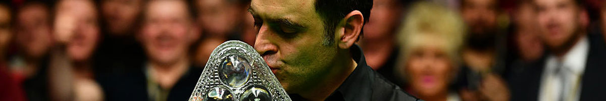 Masters Snooker: Rocket to reign once again at Ally Pally