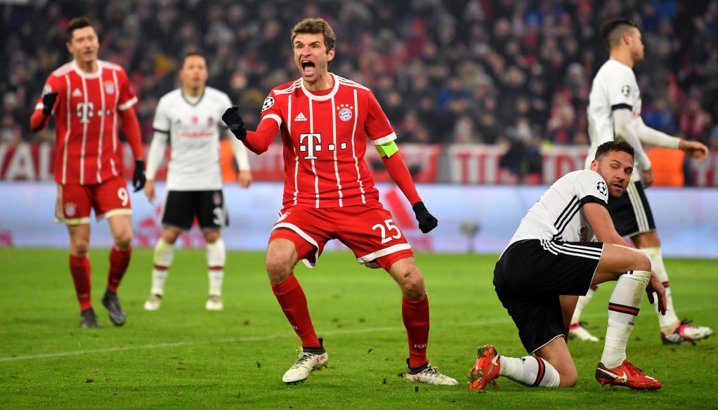 Besiktas vs Bayern Munich: Istanbul draw looks the value bet