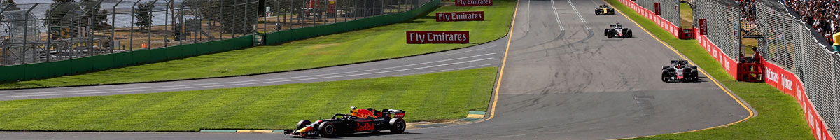 F1 circuits and F1 calendar for the 2019 GP season | bwin