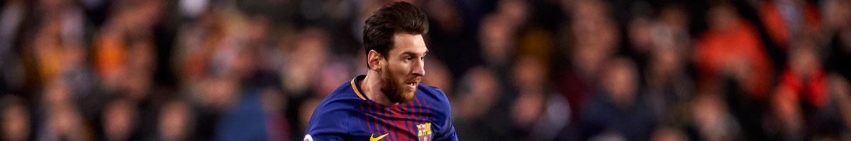 Eibar vs Barcelona: Messi back on song for Barca
