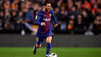 Eibar vs Barcelona: Messi back on song for Barca