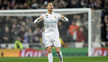 Real Betis vs Real Madrid: Ronaldo to provide goal-den touch