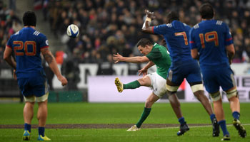 Ireland vs Italy: Hosts tipped to open floodgates with early try