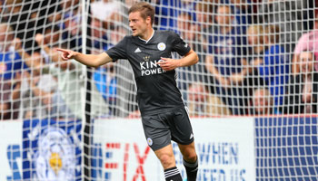 Leicester vs Brighton: Vardy milestone in Foxes victory