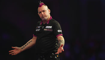 World Matchplay: Monday treble for the Winter Gardens