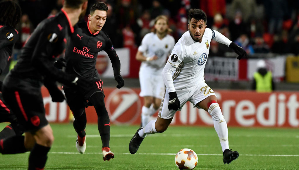 Arsenal vs Ostersunds: Gunners to breeze into last 16